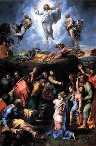 Transfiguration: Raphael